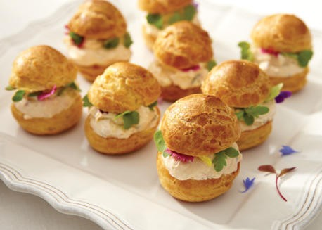 Recettes for Canape au fromage